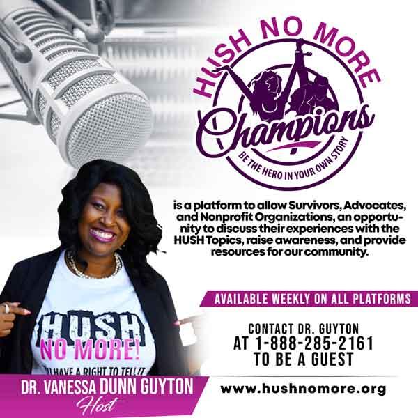 HUSH-NO-MORE-CHAMPIONS-Podcast